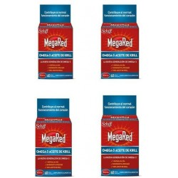 Comprar Megared 500mg Pack 240 Cápsulas