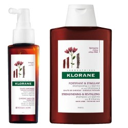 Klorane Pack Anticaída Sérum 100ml + Champú 200ml