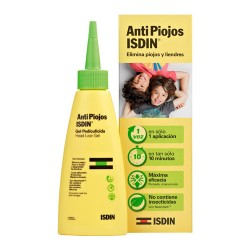 AntiPiojos Isdin Gel Pediculicida 100ml.