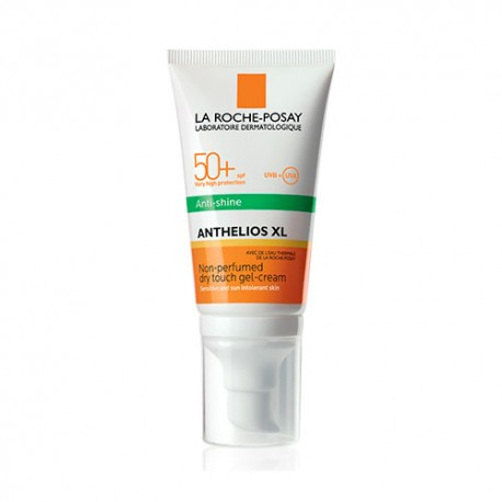 La Roche Posay Anthelios XL Anti-brillos Toque Seco Sin Perfume SPF 50+ 50ml
