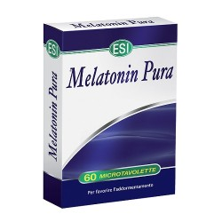 Melatonin Pura 1mg 60 Microtabletas