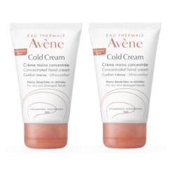 Comprar Avene Cold Cream Crema De Manos Duplo 2x50ml