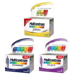 Comprar Multicentrum Pack Familiar