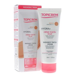 Comprar Topicrem UH Crema Hidratante Color Medium SPF40 40ml