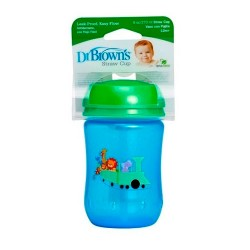 Dr Brown's Mi Primer Vaso con Pajita 270ml
