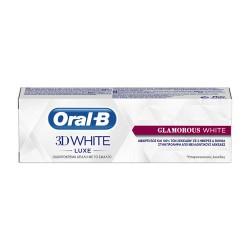 Comprar Oral-B 3D White Luxe Glamorous White 75ml