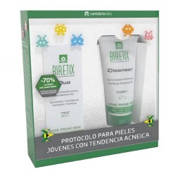 Biretix Pack Cleanser 150ml + Duo Gel 30ml