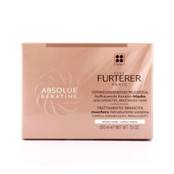 Comprar Rene Furterer Absolue Kératine Mascarilla Reparadora Cabello Grueso 200ml