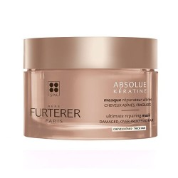 Rene Furterer Absolue Kératine Mascarilla Reparadora Cabello Grueso 200ml