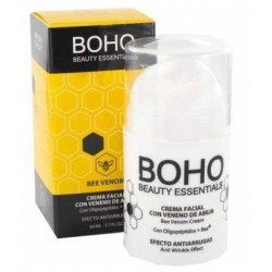 Boho Beauty Essentials crema facial con veneno de abeja