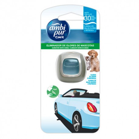 Ambi Pur Car Ambientador Pet Care