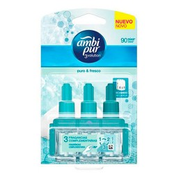 Ambi Pur 3Volution Recambio Ambientador Puro & Fresco 21ml