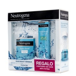 Neutrogena Pack Hydro Boost Crema gel 50ml + Regalo Contorno 15ml
