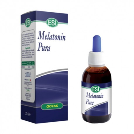 Esi Melatonin Pura 1'9mg Gotas 50ml