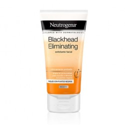 Comprar Neutrogena Blackhead Eliminating Exfoliante Facial 150ml