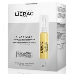 Lierac Cica-Filler Serum Anti-Arrugas Reparador 3x10ml