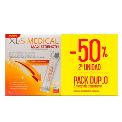 Comprar XLS Medical Max Strength Duplo 2x60 Sticks