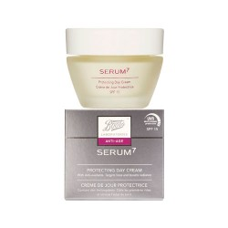 SERUM 7 CREMA DIA PROT. P/NORMAL F15 50M