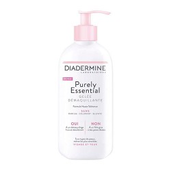 Diadermine Purely Essential Gel Desmaquillante 400ml