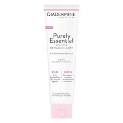 Diadermine Purely Essential Mousse Limpiadora 150ml