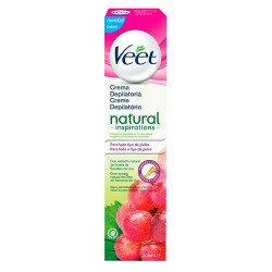Veet Crema Depilatoria Natural 200ml