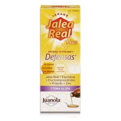 JUANOLA JALEA ADULTOS DEFENSAS JBE 250ML