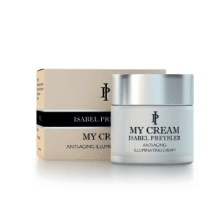 Crema Antiedad My Cream Isabel Preysler Efecto Luminoso 60ml