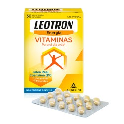 Comprar Leotron Vitaminas 30 comprimidos
