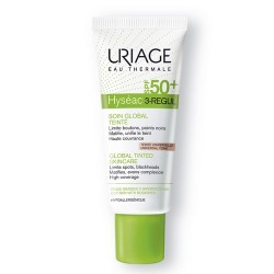 Comprar Uriage Hyséac 3-Regul Con Color SPF50+ 40ml