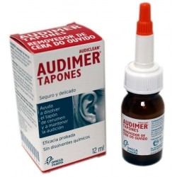 Comprar Audimer Tapones 12ml