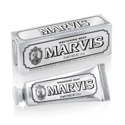 Marvis Dentifrico Menta Blanqueadora 25ml