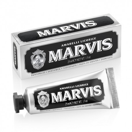 Marvis Dentífrico Regaliz 25ml
