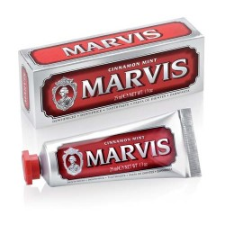 Marvis Dentifrico Canela Menta 25ml