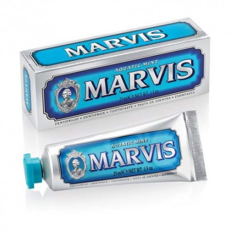 Marvis Dentífrico Menta Acuática 25ml