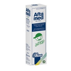 GUM AFTAMED GEL BUCAL JUNIOR 12 ML.