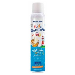 Comprar Frezyderm Kids Sun Care SPF50+ Wet Skin Spray 200ml