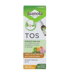 Comprar Juanola Tos Spray Bucal 20ml