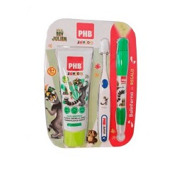 PHB Pack Junior Pasta 75ml + Cepillo + Regalo Exclusivo