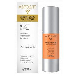 ASPOLVIT SERUM FACIAL ANTIOXIDANTE 50ML.