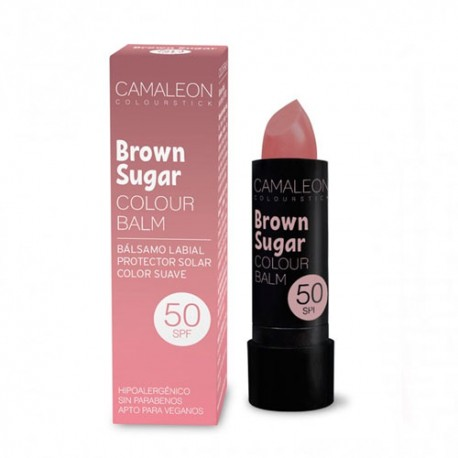 Camaleon Colour Balm Brown Sugar SPF50 4gr