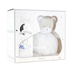 Mustela Pack Musti Colonia 50ml + Peluche