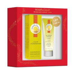 Roger & Gallet Pack Perfume 30ml + Gel Ducha Fleur D' Osmanthus