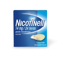 Comprar Nicotinell 14mg/24h 7 Parches