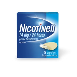 NICOTINELL (14 MG/24 H 28 PARCHES TRANSDERMICOS 35 MG)