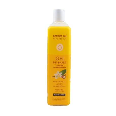 Betres ON Gel De Baño Vainilla y Macadamia 750ml
