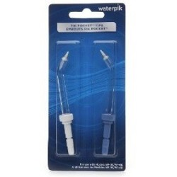 Waterpik Recambio boquilla irrigador Pik Pocket 2 uds