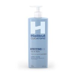 Halibut CuidAtopic Gel de Baño 500ml