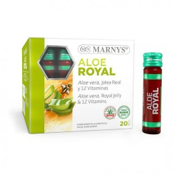 Comprar Marnys Aloe Royal 20 Viales x 10 ml