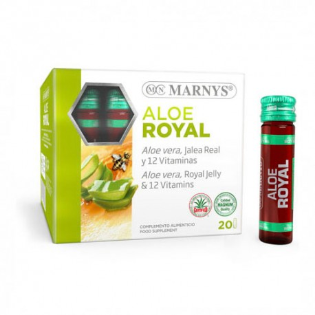 Marnys Aloe Royal 20 Viales x 10 ml