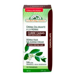 Corpore Sano Cubre Canas color Chocolate 60ml